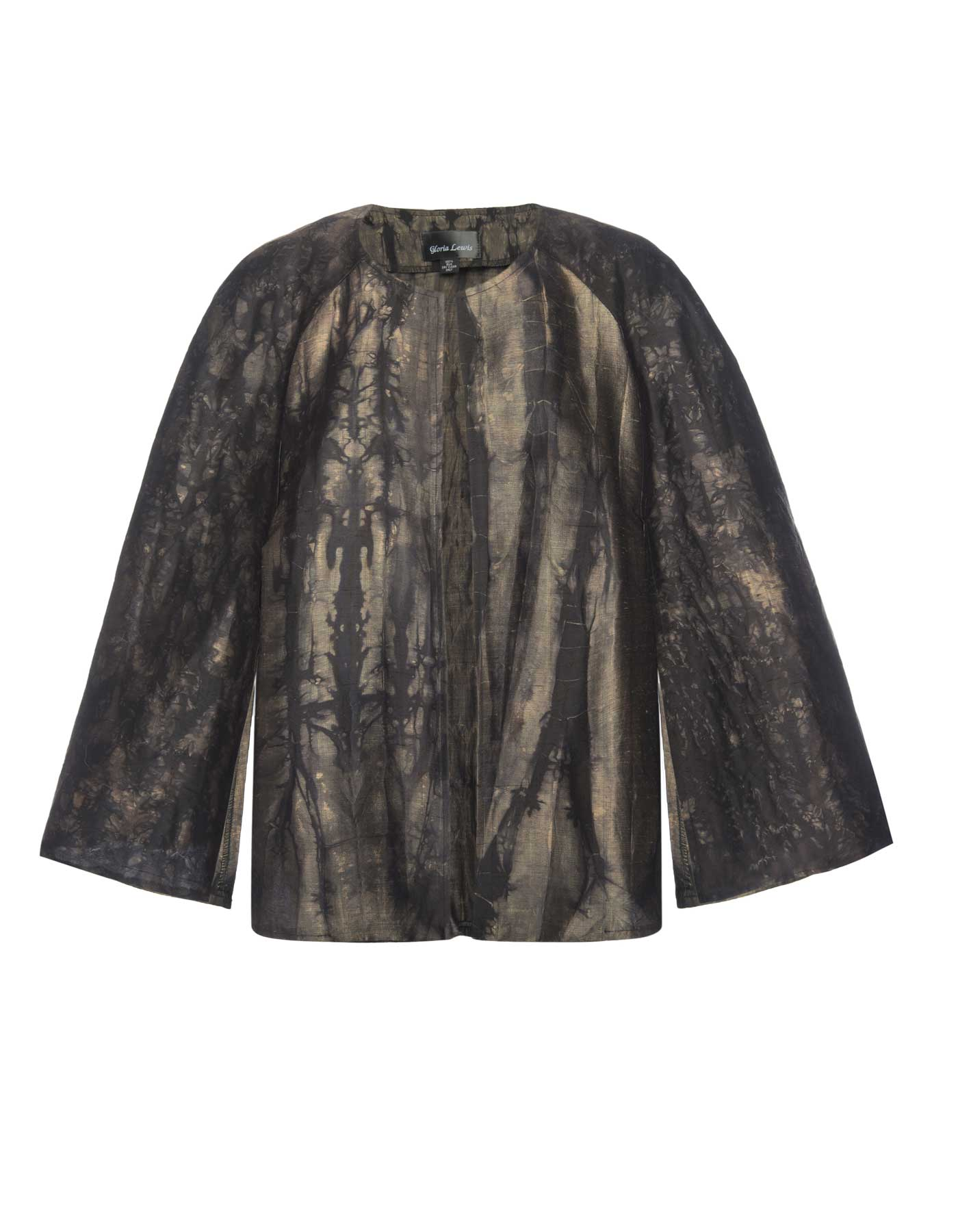 Semi Cape Jacket 0023